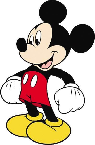 """迪斯尼卡通形象""""米老鼠""""86岁了(组图)图片"""