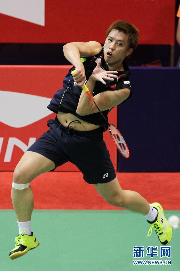 2014日本天皇杯冠军_2014年羽毛球汤姆斯杯半决赛:中国队对阵日本队(组图)-搜狐滚动