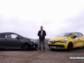 [海外试驾]雷诺Clio与Corsa VXR赛道对决