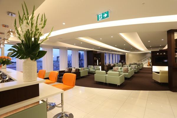 新闻稿-阿提哈德航空在悉尼新设的头等舱和商务舱休息室