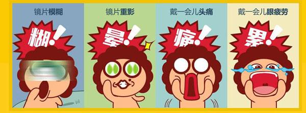 壹药网首推在线散光隐形眼镜验配师服务