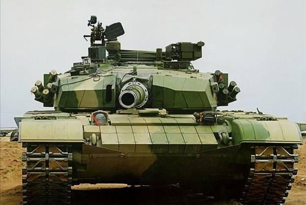 式主战坦克,是中国人民解放军陆军的新一代主战坦克.99式主战坦