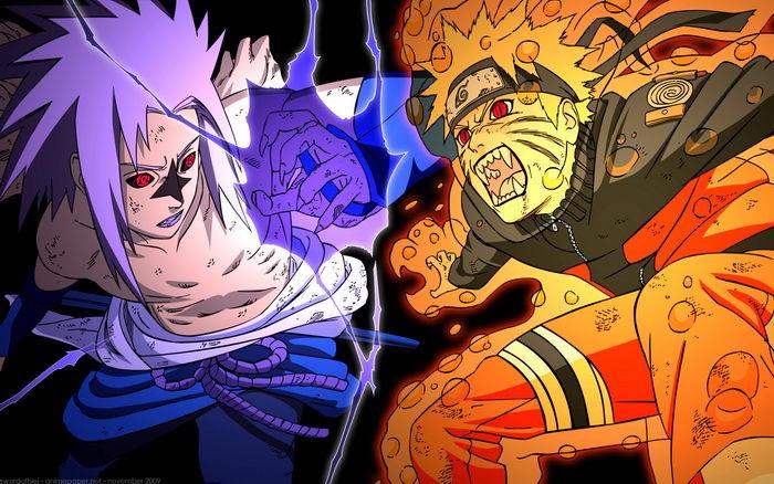 日本动漫《火影忍者》高清美图赏