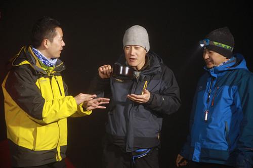 在这次的探险过程中,矢野浩二亦发生了很多的突发状况