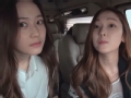 《Jessica&Krystal片花》预告 郑氏姐妹车内对镜头比美 相视互取笑