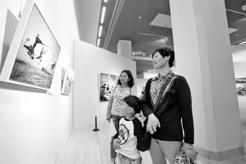 中国国际摄影双年展开展