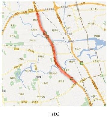 京新高速全程线路图 312国道全程线路图 308国道全程线路图