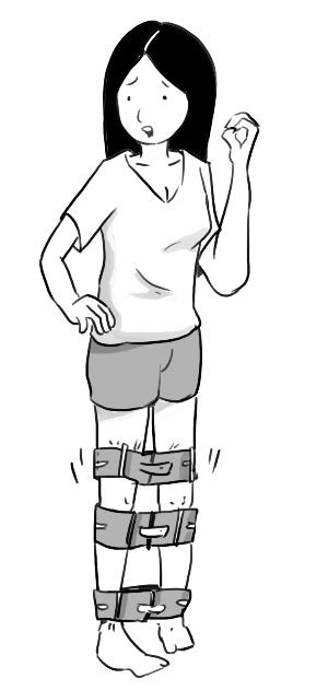 """美腿是""""绑""""出来的?专家称8岁骨骼定型难矫正"""