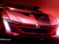 [海外新车]大众GTI Roadster Vision概念