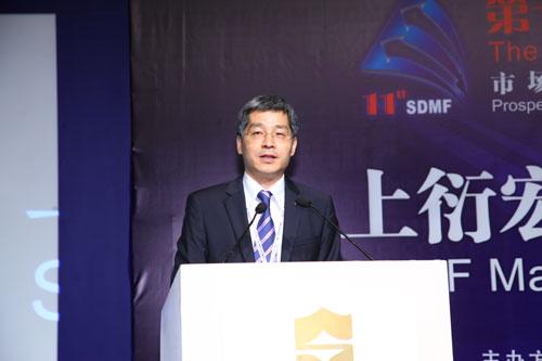 上海期货与衍生品研究院执行院长 霍瑞戎