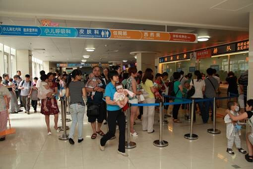 广州妇女儿童医疗中心首创移动互联医院