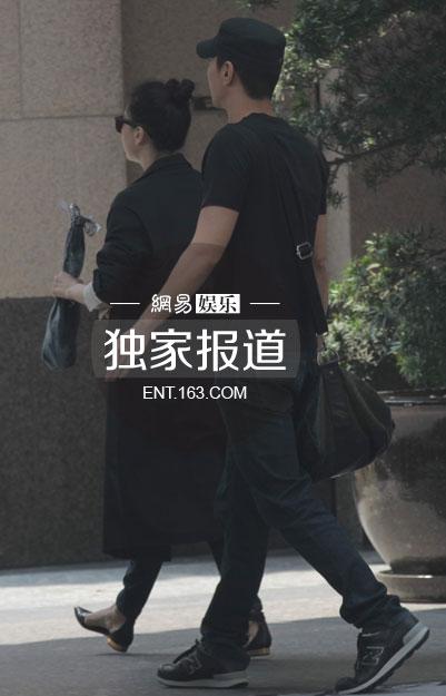 曝高圆圆赵又廷机场甜蜜牵手 缠绵拥吻旁若无人(组图)