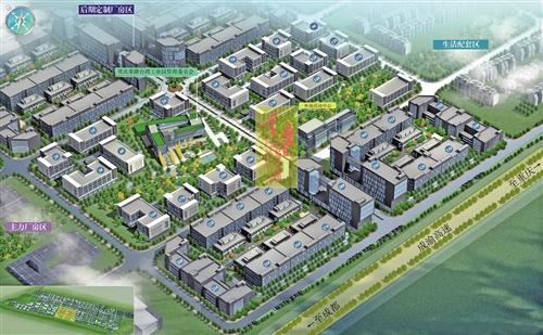 罗村工贸大道规划图