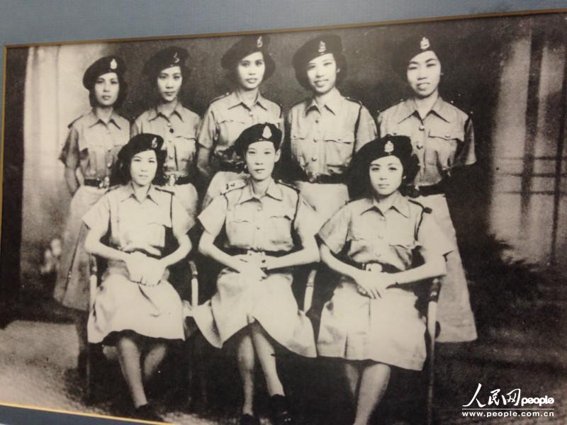 香港女警察 香港警察怎么考 香港警察工资