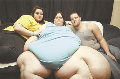 21亿是胖子