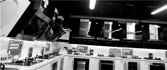 家电市场两重天:电视猛降价 厨电价更高(图)