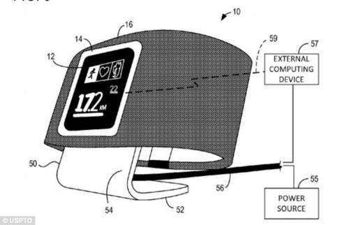 两年前专利曝光 微软或打算推智能手表