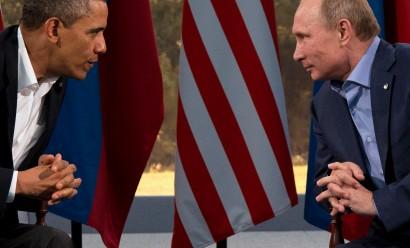 普京将与卡梅伦在诺曼底会晤 与奥巴马难免一