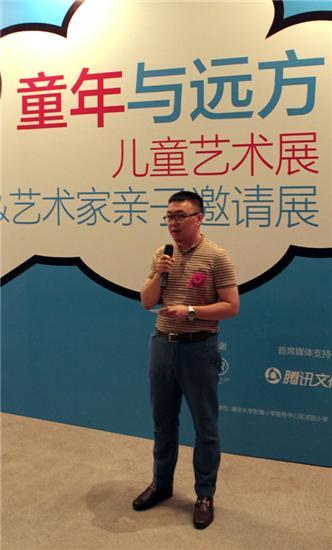 正元嘉会教育文化执行总监赵东亮先生