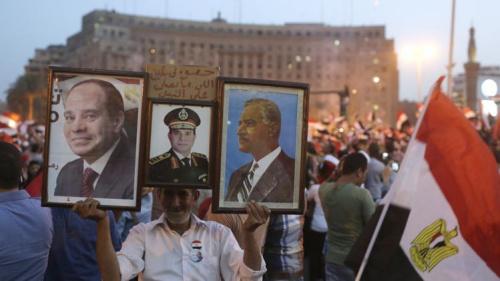 埃及选委会正式宣布,前军方领导人塞西在大选中获胜。