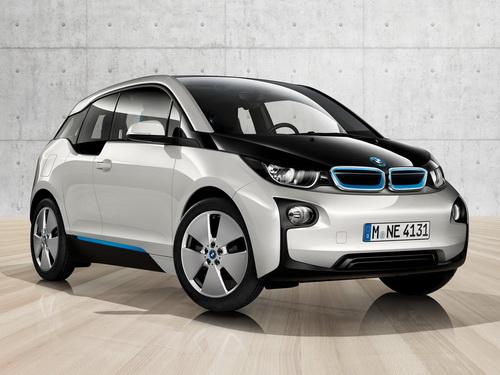 最创新的纯电动汽车 中达BMW i3邀您试驾高清图片