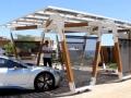 [汽车生活]科技未来 宝马太阳能充电车库