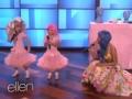 《艾伦秀第11季片花》S11E169 索菲亚罗西姐妹与妮琪同台飙歌