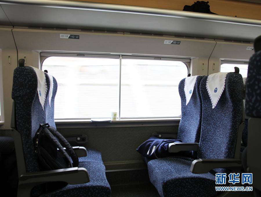 动车组一等座座位_和谐号动车座位是怎么排列的?-动车2等车厢座位号怎么排列的?