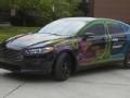 [海外新车]全新福特轻量化 蒙迪欧概念车