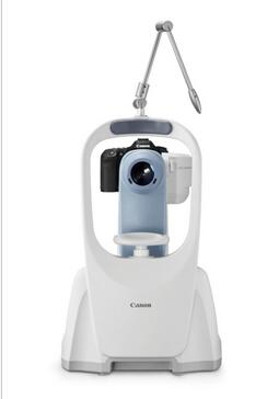 佳能CR-2免散瞳数字眼底照相机-定期进行眼底检查 预防糖尿病致盲