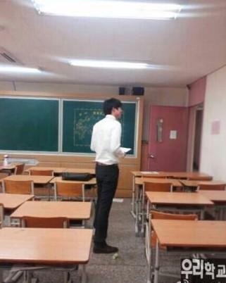 韩国数学老师美照连载 韩国男神级老师谁不爱