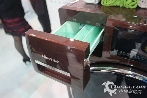 海信洗干一体机XQG90-H1202FS洗涤剂盒