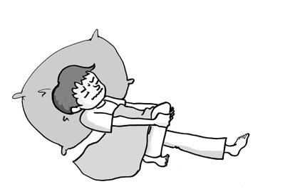 动漫 简笔画 卡通 漫画 手绘 头像 线稿 400_273