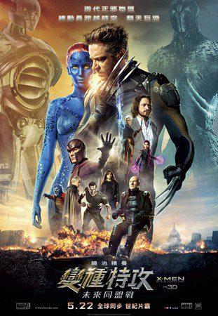 《X战警》2.7亿蝉联冠军