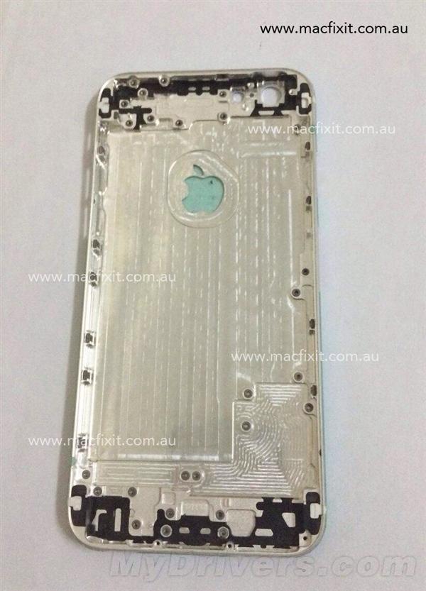 苹果真是这样设计的!iPhone 6再曝光