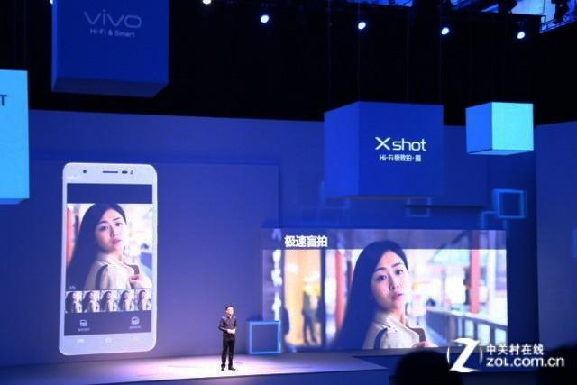 f/1.8智拍旗舰 vivo Xshot拍照专项评测