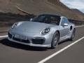 [海外新车]运动天才新保时捷911 Turbo S