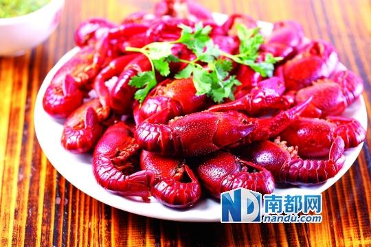广西 小龙虾 桂林 口味 关于/十三香小龙虾