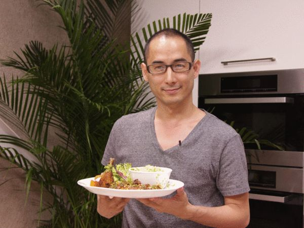 地狱厨神刘一帆的美食关键词