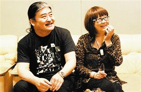 结婚26年为公益首度公开合作- 刘欢夫妇献声《非洲狂奔》(图)图片