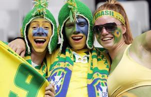 巴西姑娘大多身材姣好热情奔放