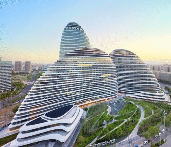 Tesla >> 望京SOHO成为特斯拉在中国最大充电目的地-搜狐财经
