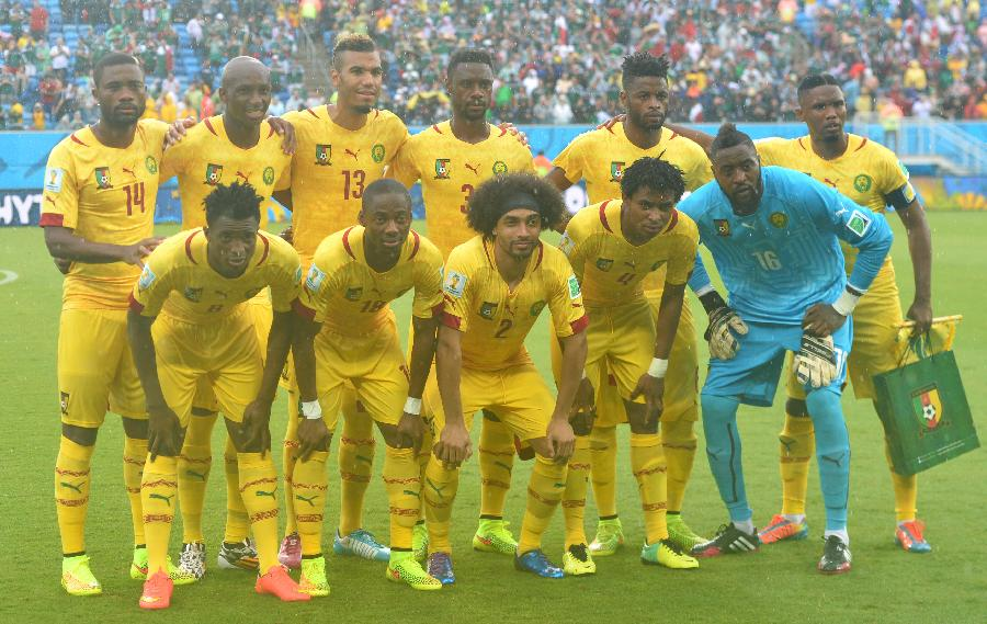 2014年巴西世界杯巴西队阵容_(世界杯)足球——小组赛A组:喀麦隆队首发阵容(图)-搜狐滚动