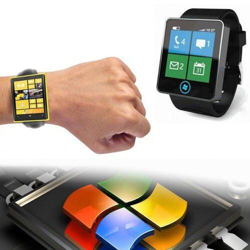 微软智能手表应具备的5大功能0