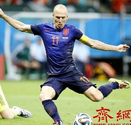 世界杯荷兰5:1豪胜西班牙 超大比分战胜宿敌