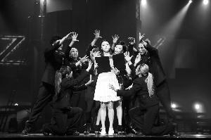 音乐剧《玩我》在广州演出。