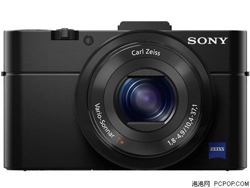 索尼(SONY)RX100 Mark II 数码相机(2020万像素 3英寸液晶屏 3.6倍光学变焦 28mm广角 WiFi传输)数码相机