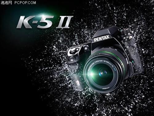 宾得K-5 II套机(18-55mm WR)数码相机