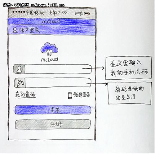 """""""   一笔一划手绘图 简单三步教会父母用和彩云云盘   在微信中,这位"""