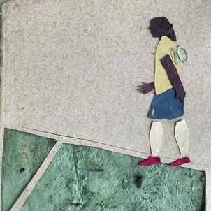 小罗卡通手绘墙
